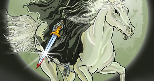 Pale Horse and Rider